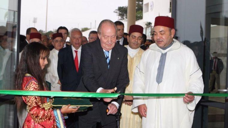 Marruecos recuerda que Juan Carlos I admitió que se podía ceder Melilla e incluso habló de protectorado con Ceuta