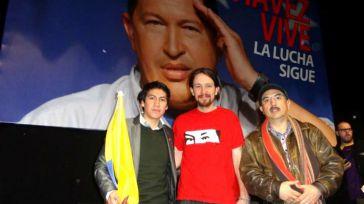 'Pollo' Carvajal cumple su amenaza: De Podemos y su financiación a la vinculación de las FARC y ETA