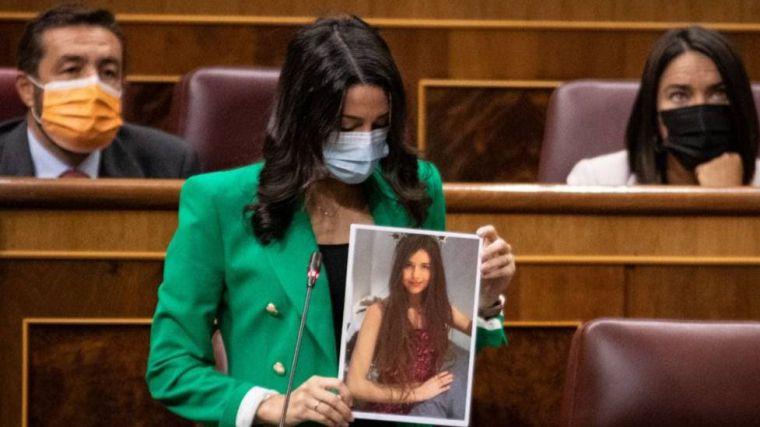 Arrimadas y su zasca a Darias sobre la Salud Mental: