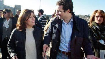 Sáenz de Santamaría se postula ahora como candidata de 'consenso' en un Gobierno PP-PSOE-Cs