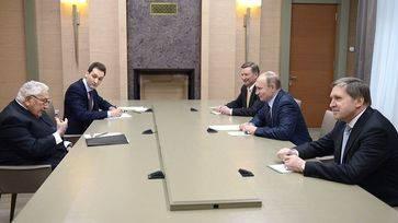 La misteriosa reunión de Kissinger con Putin