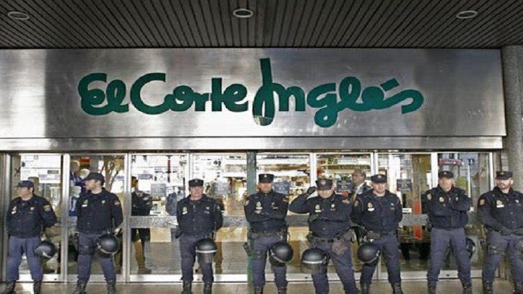 Bruselas sospecha que El Corte Inglés es favorecido por las contrataciones de Defensa