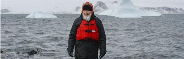 """El Patriarca ruso Kiril viaja a la Antártida para realizar un ritual ante el """"Arca de Gabriel"""""""