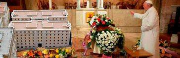 Extraña muerte de la recepcionista de la residencia del Papa Francisco