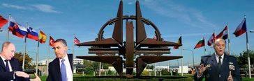 Obama releva al jefe de la OTAN por proponer atacar a Rusia