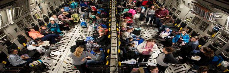Estados Unidos evacua de Turquía a las familias de sus militares y diplomáticos