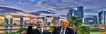Putin contrataca y desclasifica documentos que implican a políticos de Estados Unidos