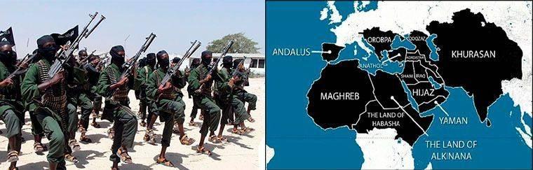 El Estado Islámico inunda de armas el norte de África