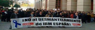Montoro prescinde de IBM para la Renta y pierde los datos de millones de contribuyentes
