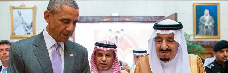 Obama propuso al rey de Arabia Saud� un acuerdo de cooperaci�n con la OTAN