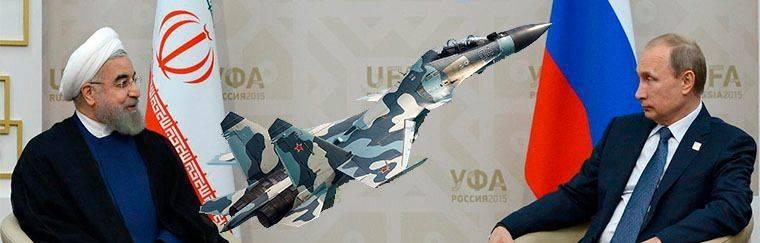 Putin se vuelca con Irán y le vende las mejores armas rusas