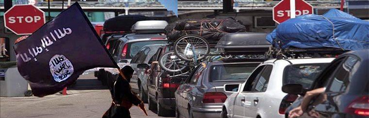 La célula del Estado Islámico de Nador planeaba atentar en el aeropuerto y el ferry de Melilla