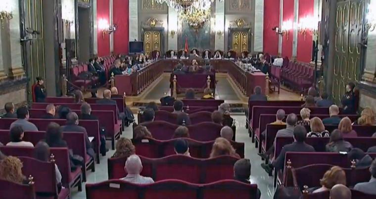 El Gobierno de Sánchez consigue una laxa sentencia del 'Procés'