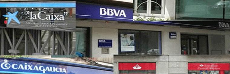 Los móviles entierran a la Banca tradicional