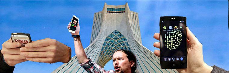 Pablo Iglesias utiliza móviles encriptados para dificultar que la investigación de la UDEF