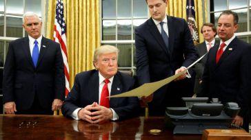 La agenda global del presidente Donald Trump (1)