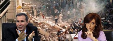 Los atentados iranís en Argentina amenaza a Cristina Kirchner