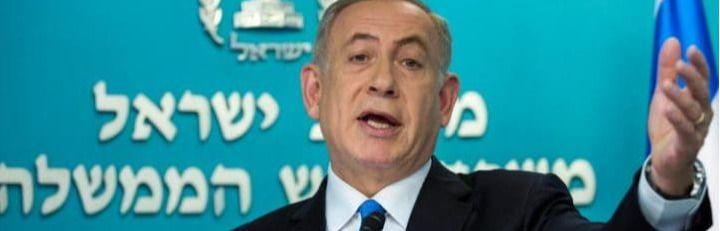 Netanyahu, una estrella política que se apaga