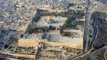 No llores por mí, Jerusalén, otra vez