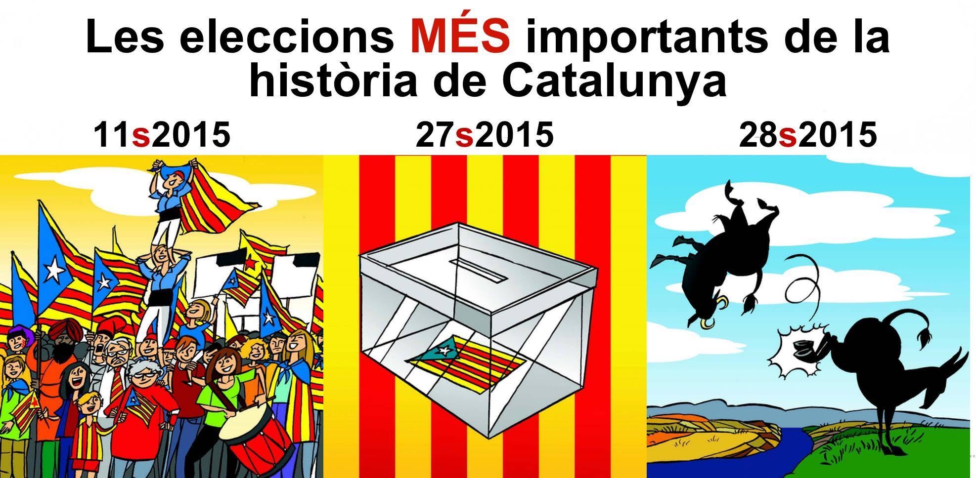 Feliz independencia de Cataluña