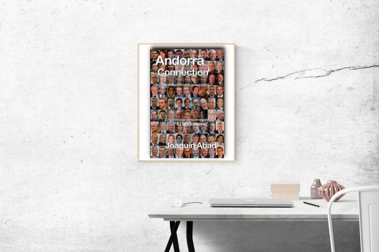 Joaquín Abad desvela los entresijos políticos y económicos más polémicos de la historia reciente de Andorra