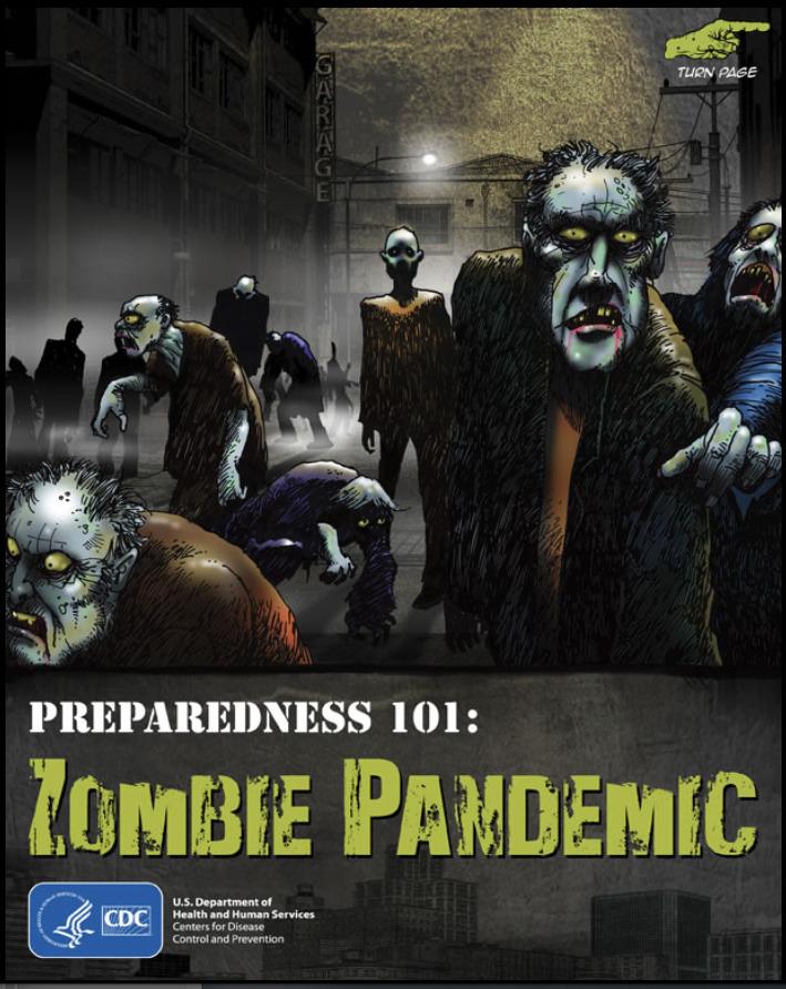 De la plandemia al apocalipsis zombi?