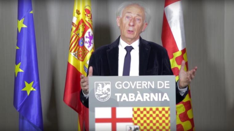 Tabarnia ya tiene presidente