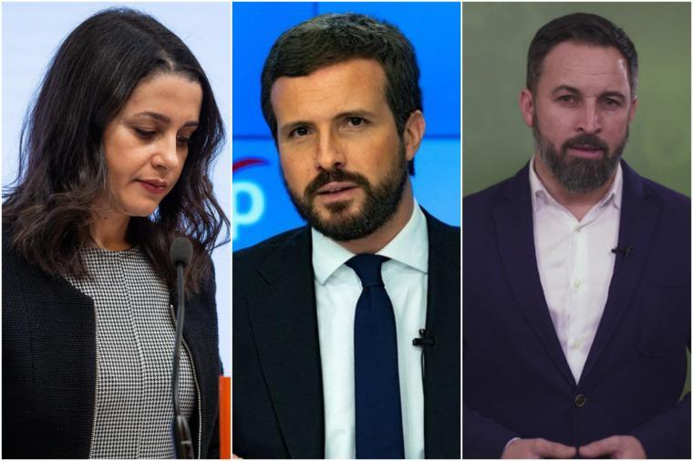El PP sacude a sus homólogos: Del doble rasero de Arrimadas al 'pasotismo' de Vox