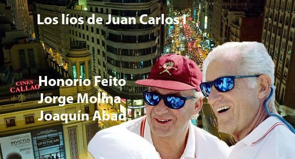 Peligra la inmunidad de Juan Carlos I