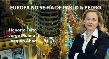 Europa recela de Pablo & Pedro