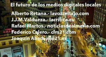 El futuro de los medios digitales locales