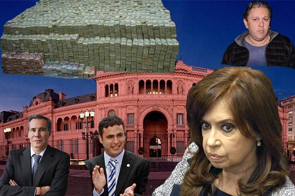 Los muertos de Cristina F. de Kirchner