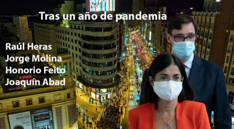 Tras un año de pandemia