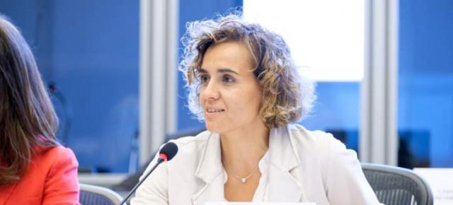 Covid-19: Dolors Montserrat (PP) eleva a la Comisión Europea el baile de cifras del Gobierno de España