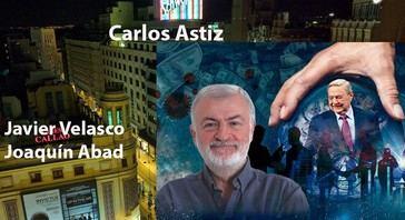 El autor de 'Bill Bates, reset', Carlos Astiz