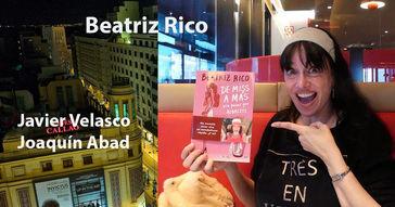 Con la autora de 'De miss a más sin pasar por Albacete'