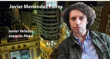 Con Javier Menéndez Flores, autor de Todos Nosotros