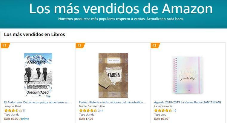 Joaquín Abad burla la censura y se convierte en el autor más vendido de Amazon