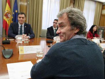 El Gobierno conocía el peligro del coronavirus y así lo recoge este informe de Sanidad firmado por Fernando Simón el 10 de febrero