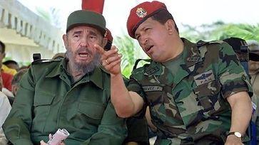Historia del dictador venezolano Hugo Chávez