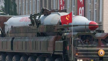 Corea del Norte un simple ensayo, la verdadera será con Irán