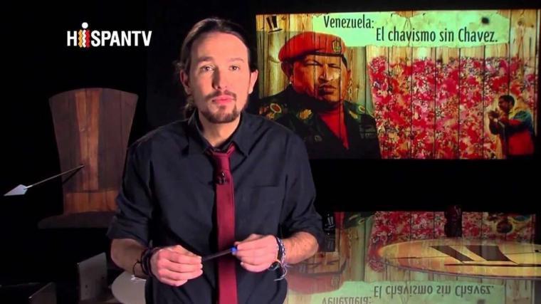 Irán y Venezuela financiaron el partido «Podemos» a través de HispanTV