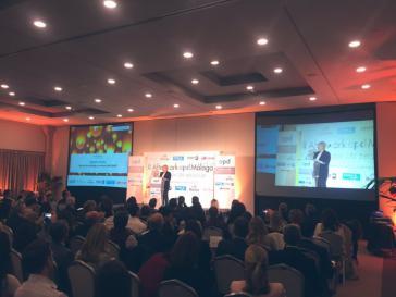 II Afterwork de APD celebrado en Málaga, todo un éxito
