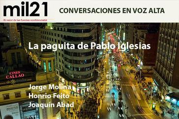 """La """"paguita"""" de Pablo Iglesias"""
