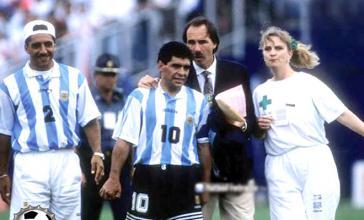 Mundial de fútbol Estados Unidos '94: jamás hubo complot contra Maradona