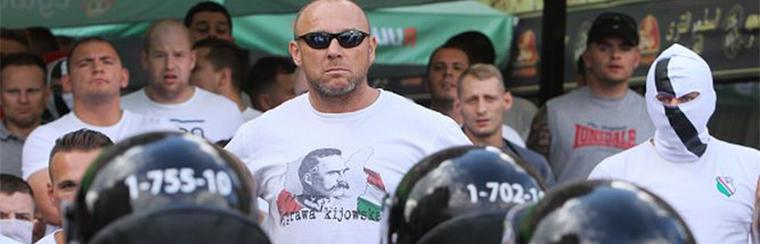 ¿Utilizó la OTAN a los ultras polacos del Legia para poner a prueba a la Policía española?