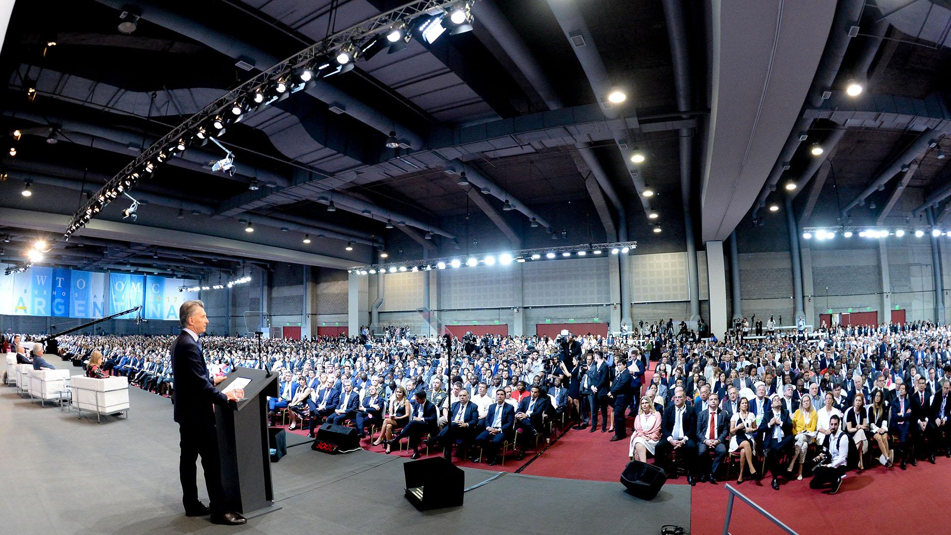 OMC, la fiesta de los burócratas