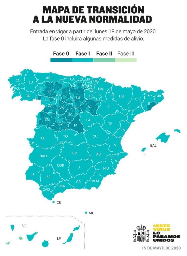 Illa anuncia que Madrid se queda en la Fase 0 de desescalada del coronavirus tras una 'importante discusión'