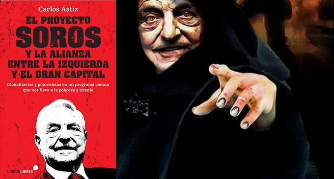 Con el autor de El Proyecto Soros
