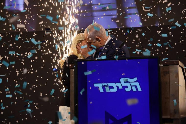 Netanyahu, no habrá nunca ninguno... igual